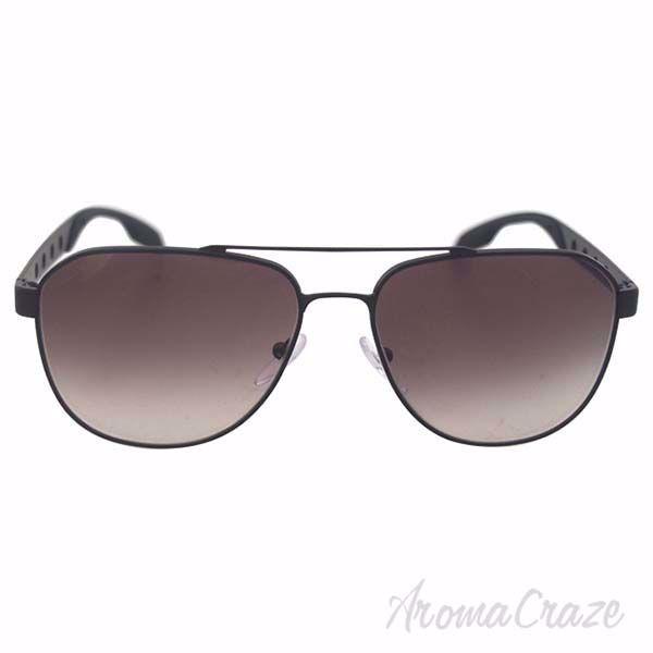 Prada PR 51RS 1BO0A7 Matte Black Sunglasses for Men 60-16-14