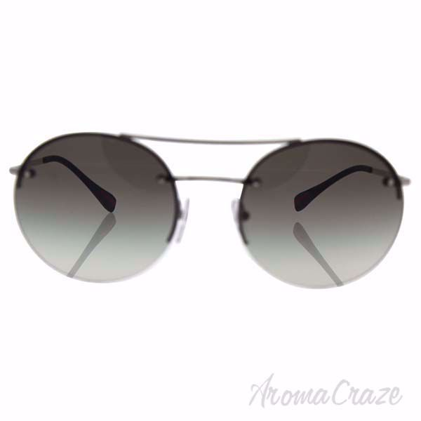 Prada SPS 54R 1BC-0A7 Silver/Grey Gradient Sunglasses Unisex