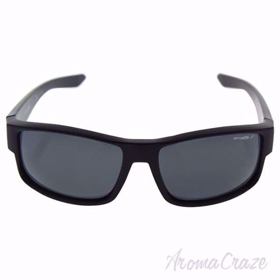 Picture of Arnette AN 4224 41/81 Boxcar - Black/Grey Polarized by Arnette for Men - 59-16-125 mm Sunglasses