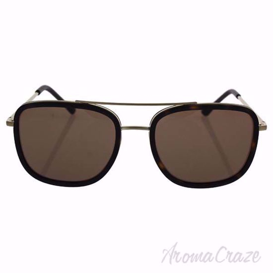 Burberry BE 3085-Q 1167/5W - Brushed Light Gold/Brown by Bur