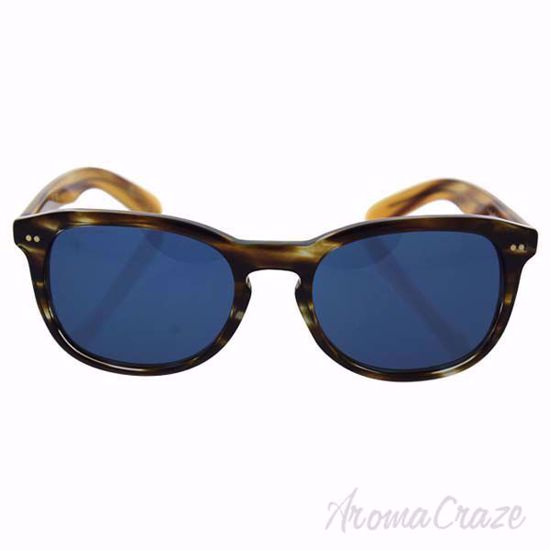 Burberry BE 4214 3551/80 - Brown Horn/Dark Blue by Burberry
