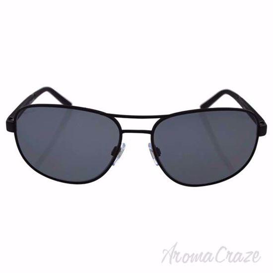 Giorgio Armani AR 6036 3136/81 - Black Rubber/Grey Polarized