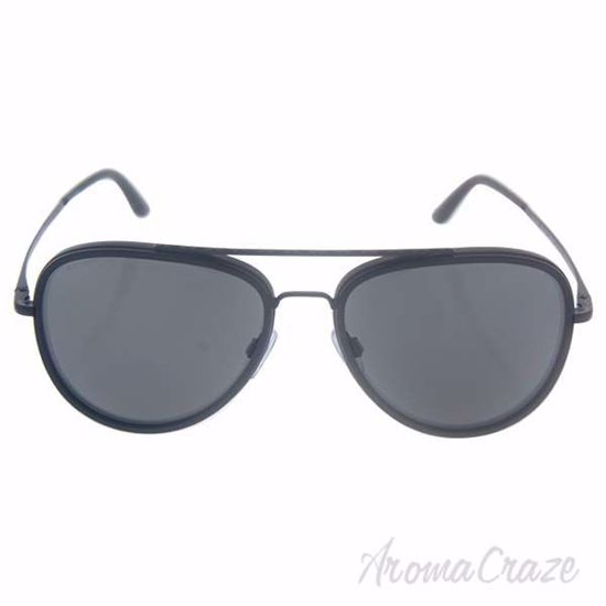 Picture of Giorgio Armani AR 6039 3001/81 Frames of Life - Matte Black/Grey Polarized by Giorgio Armani for Men - 56-16-140 mm Sunglasses