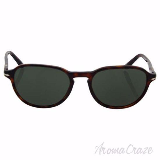 Persol PO3053S 9015/31 - Havana/Green by Persol for Men - 54