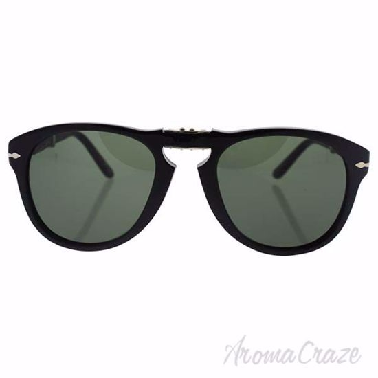 Persol PO714 95/31 - Black/Grey by Persol for Men - 54-21-14