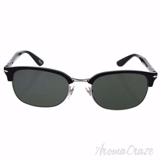 Persol PO8139S 95/58 - Black/Green Polarized by Persol for M
