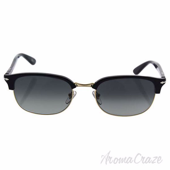 Persol PO8139S 95/71 - Black/Dark Grey Faded by Persol for M