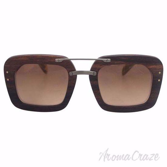 Prada SPR 30R UBT4O2 Ebony Malabar Sunglasses for Women 51-2