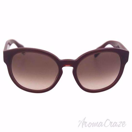 Prada PR 18RS UAN0A6 Opal Bordeaux Sunglasses for Women 56-1