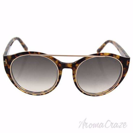 Tom Ford FT0383 Joan 56B - Havana/Grey Gradient by Tom Ford