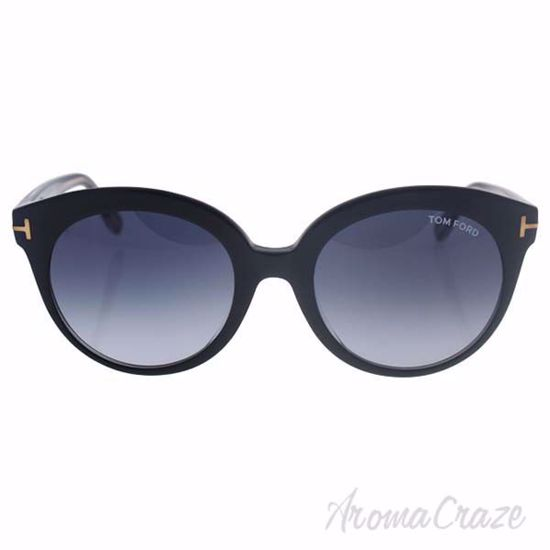 Tom Ford FT0429/S Monica 03W - Black/Grey Gradient by Tom Fo