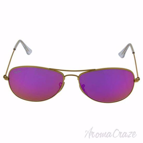 Ray Ban RB 3362 112/4T Cockpit - Gold/Cyclamen Flash by Ray
