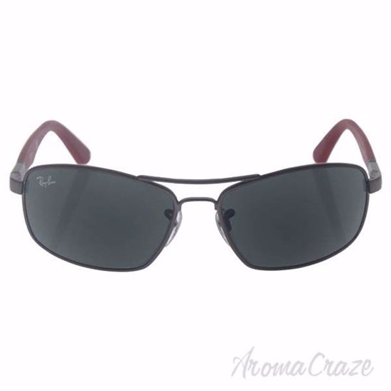 Ray Ban RJ 9536S 242/71 - Gunmetal Red/Green Classic by Ray