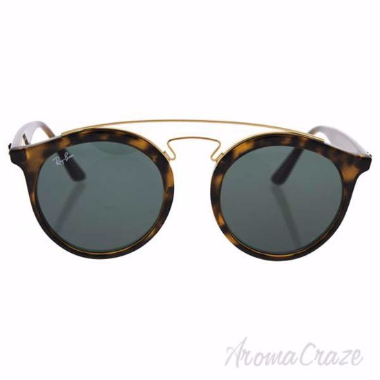 Ray Ban RB 4256 710/71 - Tortoise/Green Classic by Ray Ban f