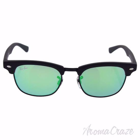 Ray Ban RJ 9050S 100S/3R - Black/Green Flash by Ray Ban for