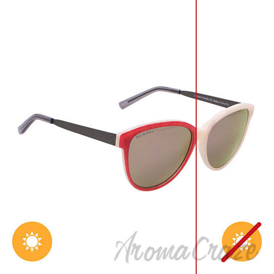 Picture of Solize Too Hot to Handle - Pearl to Pink by DelSol for Unisex - 1 Pc Sunglasses