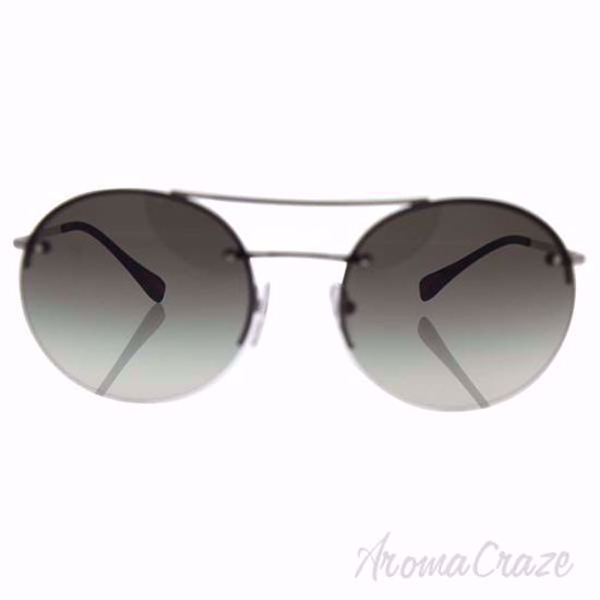 Picture of Prada SPS 54R 1BC-0A7 Silver/Grey Gradient Sunglasses Unisex 56-18-135 mm