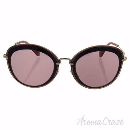 Miu Miu MU 50R TKW-4M2 Bordeaux/Pink Gold for Women 54-26-14