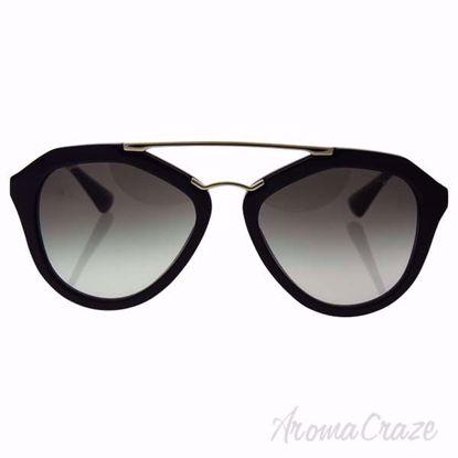 Prada SPR 12Q 1AB-0A7 Black/Grey Gradient Sunglasses for Wom