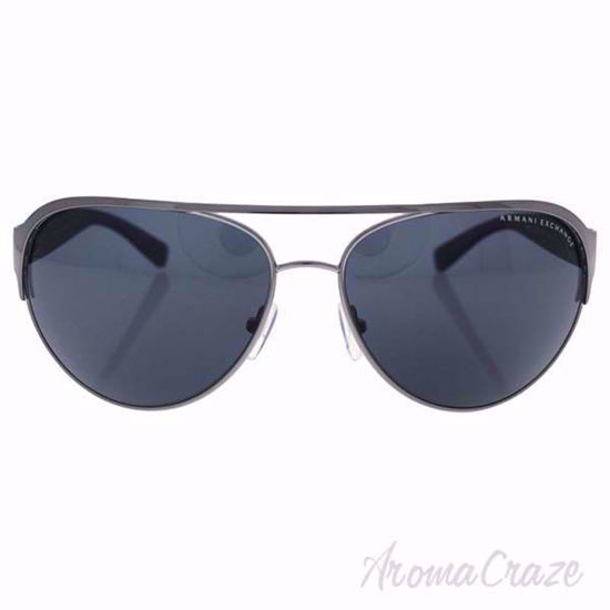 Armani Exchange Sunglasses AX 2015S 6078/87 - Gunmetal/Grey, Sunglasses for Women