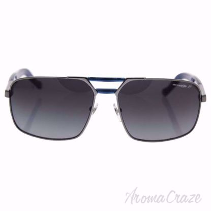Picture of Arnette AN 3068 502/T3 Smokey - Gunmetal/Grey Gradient Polarized by Arnette for Men - 60-15-140 mm Sunglasses