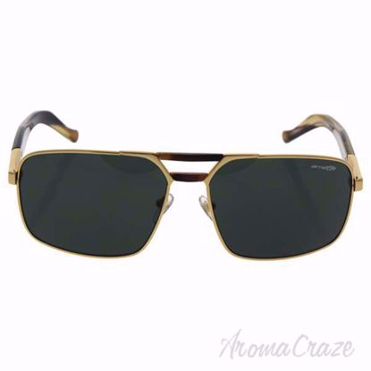 Picture of Arnette AN 3068 503/71 Smokey - Gold Havana/Green by Arnette for Men - 60-15-140 mm Sunglasses