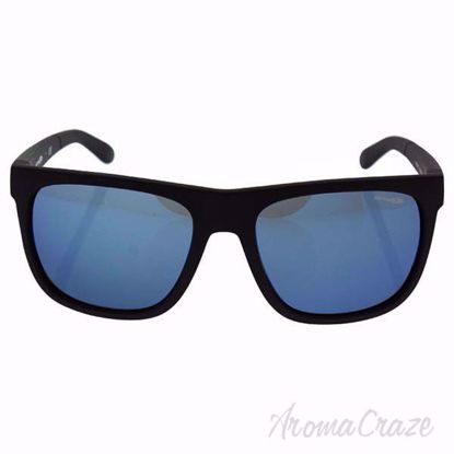 Picture of Arnette AN 4143 01/55 Fire Drill - Matte Black/Blue by Arnette for Men - 58-18-135 mm Sunglasses