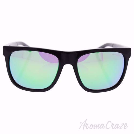 Picture of Arnette AN 4143 41/3R Fire Drill - Black/Green by Arnette for Men - 59-18-135 mm Sunglasses