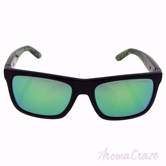 Picture of Arnette AN 4176 2206/3R Dropout - Black/Green by Arnette for Men - 58-18-135 mm Sunglasses