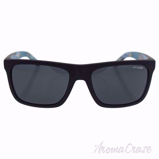 Picture of Arnette AN 4176 2227/87 Dropout - Fuzzy Black/Grey by Arnette for Men - 58-18-135 mm Sunglasses