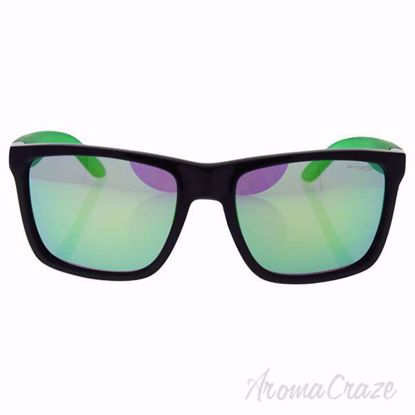 Picture of Arnette AN 4177 2245/3R Witch Doctor - Black/Green by Arnette for Men - 59-19-135 mm Sunglasses
