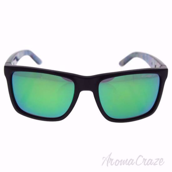 Picture of Arnette AN 4177 2277/1I Witch Doctor - Black/Grey Green Polarized by Arnette for Men - 59-19-135 mm Sunglasses