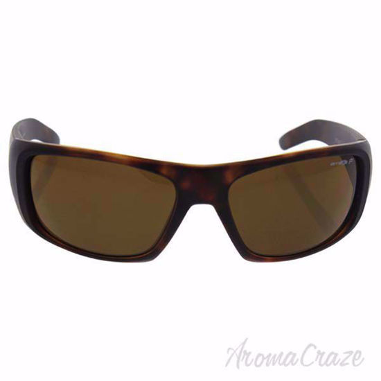 Arnette AN 4182 2197/83 Hot Shot - Fuzzy Havana/Brown Polari
