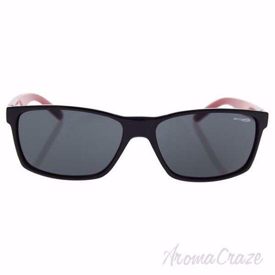 Arnette AN 4185 2046/87 Slickster - Gloss Black Red/Grey by