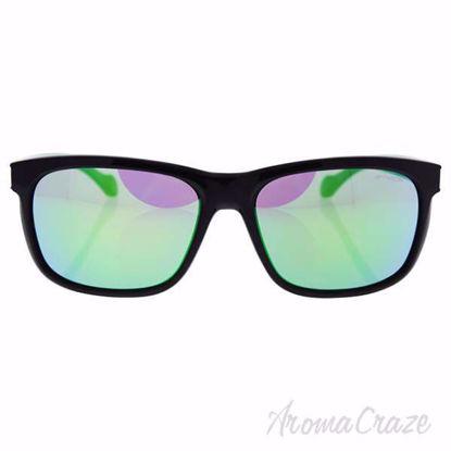 Arnette AN 4196 2241/3R Slacker - Black/Mirror Green for Men