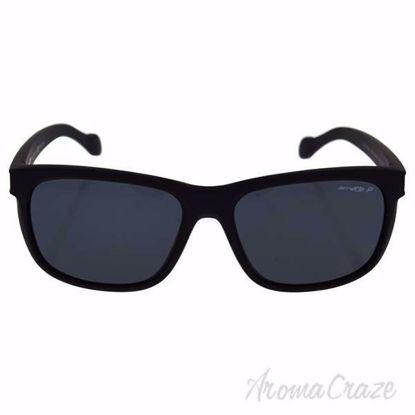 Arnette AN 4196 447/81 Slacker - Fuzzy Black/Grey Polarized