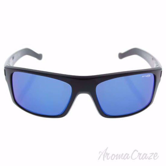 Arnette Sunglasses For Men AN 4198 41/55 Conjure - Black/Blue - 61-18-130 mm Sunglasses