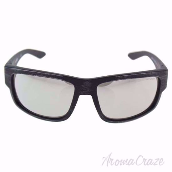 Picture of Arnette AN 4221 2350/6G Grifter - Matte Silvery Black/Silver by Arnette for Men - 62-17-125 mm Sunglasses