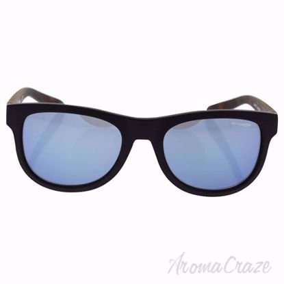 Picture of Arnette AN 4222 2273/55 Class Act - Fuzzy Black/ Blue by Arnette for Unisex - 54-20-140 mm Sunglasses