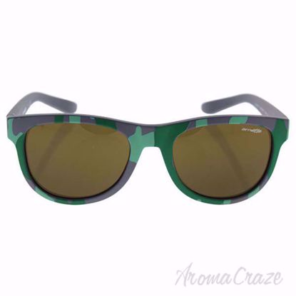 Picture of Arnette AN 4222 2351/87 Class Act - Green Gray/Brown by Arnette for Unisex - 54-20-140 mm Sunglasses