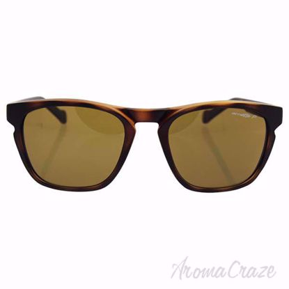 Picture of Arnette AN 4203 2152/83 Groove - Fuzzy Havana/Brown Polarized by Arnette for Unisex - 55-20-135 mm Sunglasses