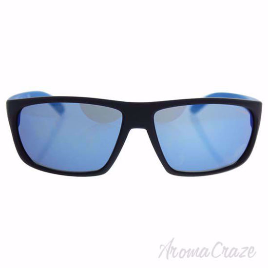 Picture of Arnette AN 4225-2378/25 Burnout - Fuzzy Black/Green Light Blue by Arnette for Men - 64-15-130 mm Sunglasses