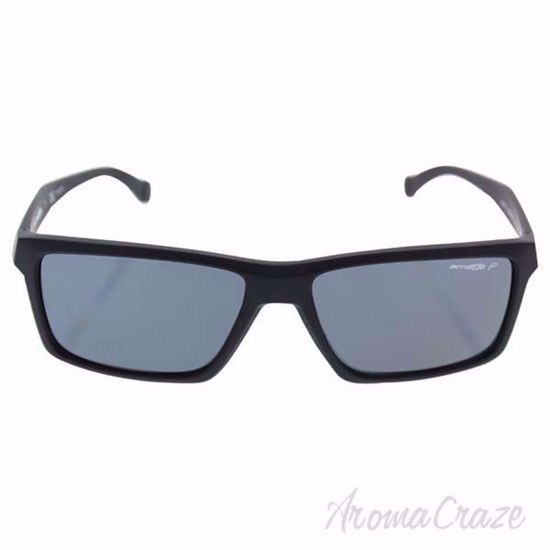 Picture of Arnette AN 4208 447/81 Biscuit - Fuzzy Black/Gray Polarized by Arnette for Men - 57-16-140 mm Sunglasses