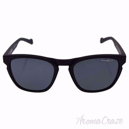 Picture of Arnette AN 4203 447/81 Groove - Fuzzy Black/Grey Polarized by Arnette for Unisex - 55-20-135 mm Sunglasses