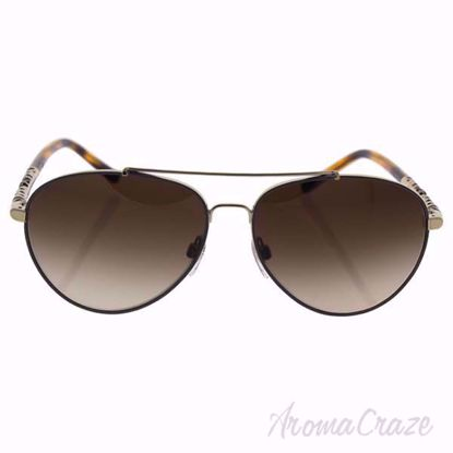 Burberry BE 3089 1145/13 - Light Gold/Brown Gradient by Burb