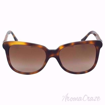 Burberry BE 4157 3316/13 - Havana Brown by Burberry for Wome