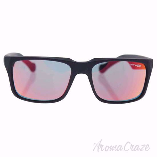 Arnette AN 4211 447/6Q D Street - Fuzzy Black/Red by Arnette