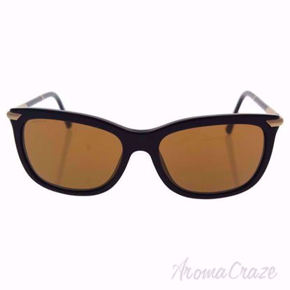 Burberry BE 4185 3001/6H - Black/Brown-Gold by Burberry for