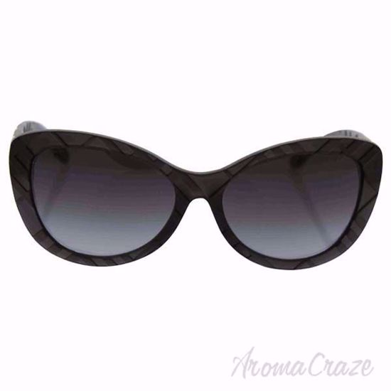 Burberry BE 4217 3581/8G - Matte Grey/Grey Gradient by Burbe
