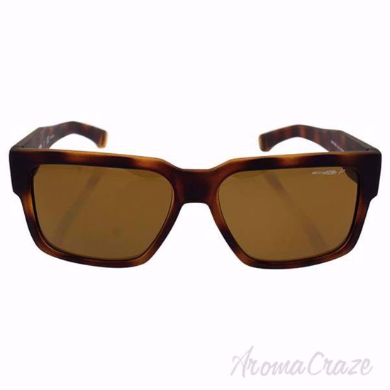 Picture of Arnette AN 4213 2152/83 Supplier - Fuzzy Havana/Brown Polarized by Arnette for Men - 58-16-135 mm Sunglasses